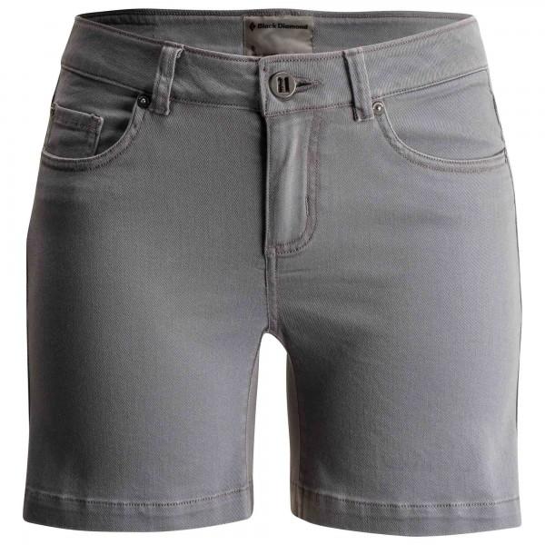 Black Diamond - Women's Stretch Font Shorts - Klimbroek