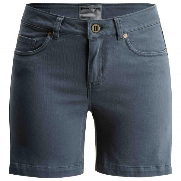 Black Diamond - Women's Stretch Font Shorts - Climbing trousers