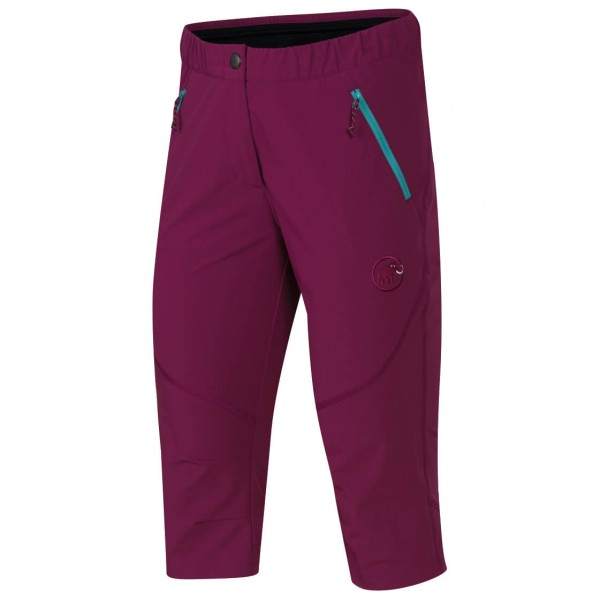 Mammut - Togira 3/4 Pants Women - Pantalon d'escalade
