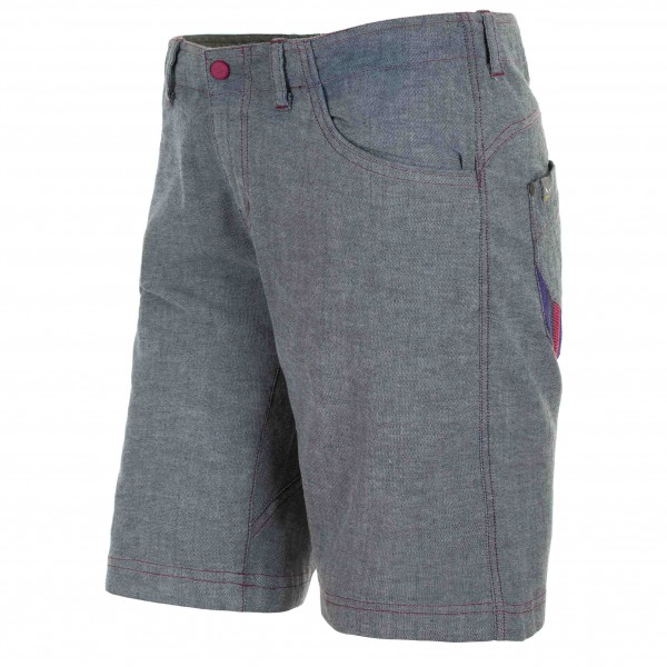 Salewa - Women's Frea Cotton Denim Shorts - Klimbroek