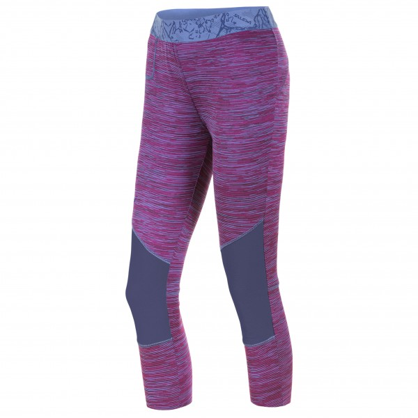 Salewa - Women's Frea Cotton 3/4 Tights - Kiipeilyhousut