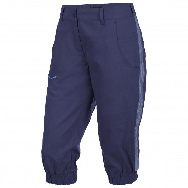 Salewa - Women's Frea Cotton/Hemp 3/4 Pant - Pantalon d'esca