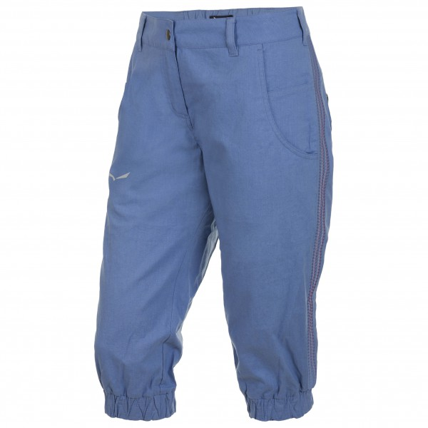 Salewa - Women's Frea Cotton/Hemp 3/4 Pant - Klimbroek