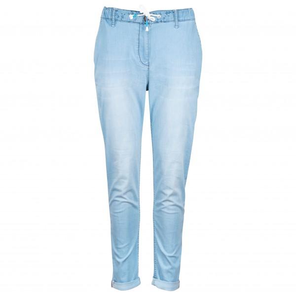 Chillaz - Women's Summer Splash Pant Denim - Boulderhose