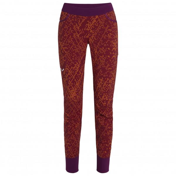 Salewa - Women's Agner Light Print Durastretch Pant - Climbing trousers