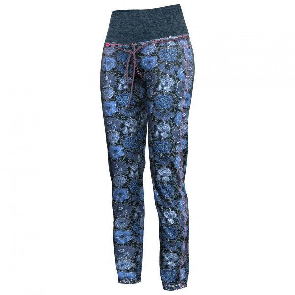 Crazy Idea - Women's Pant Flower - Klätterbyxa