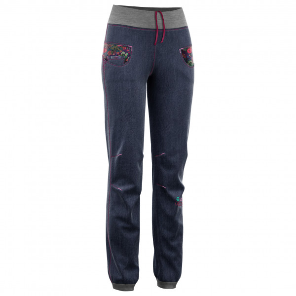 Crazy Idea - Women's Pant Aria Light - Casual trousers