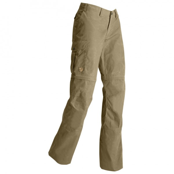 Fjällräven - Women's Karla Zip-Off Trousers - Trekkinghousut
