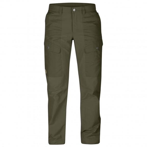 Fjällräven - Women's Abisko Hybrid Trousers - Trekkingbroek