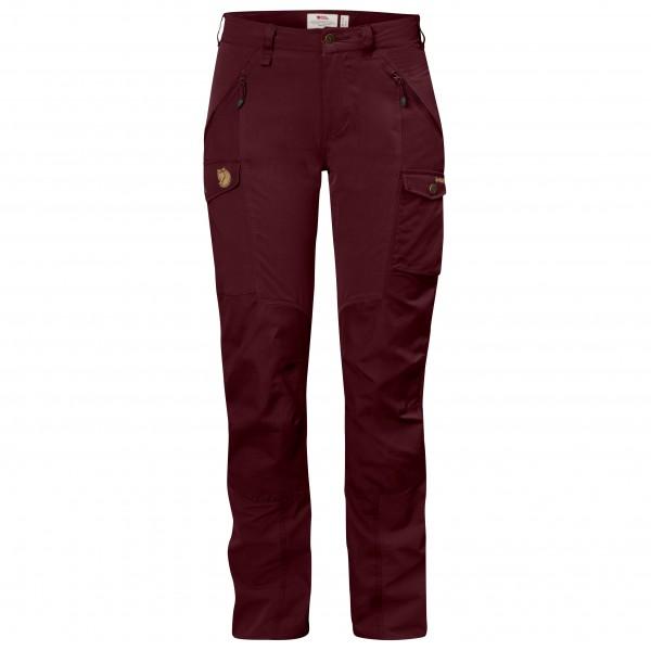 Fjällräven - Women's Nikka Trousers Curved - Trekking pants
