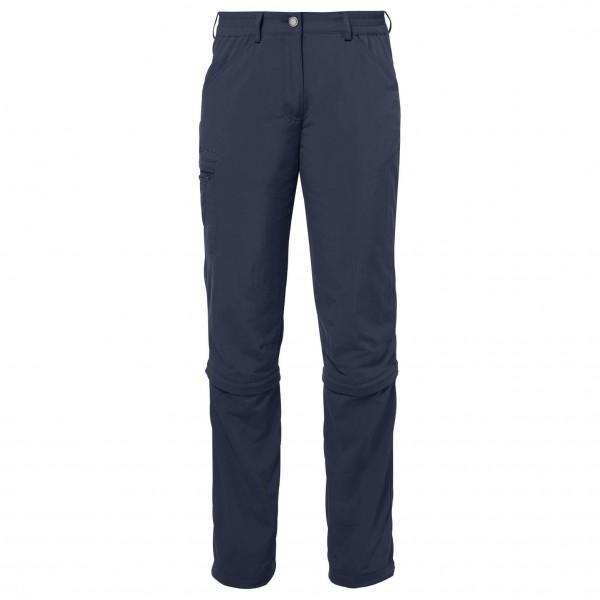 Vaude - Women's Farley ZO Capri Pants - Trekkingbroek
