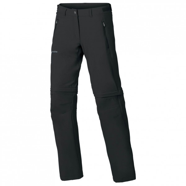Vaude - Women's Farley Stretch ZO T-Zip Pants - Trekkinghous
