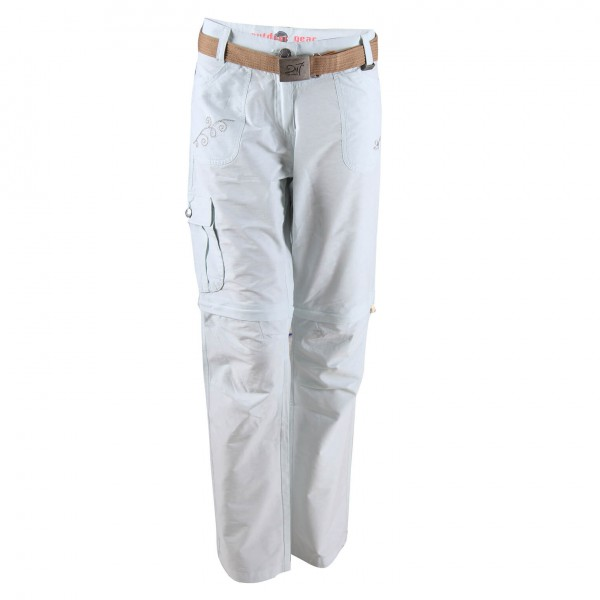 2117 of Sweden - Women's Arnäs Zip-Off Pants - Trekkingbroek