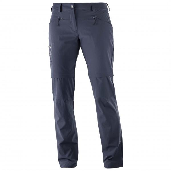 Salomon - Women's Wayfarer Zip Pant - Walking trousers