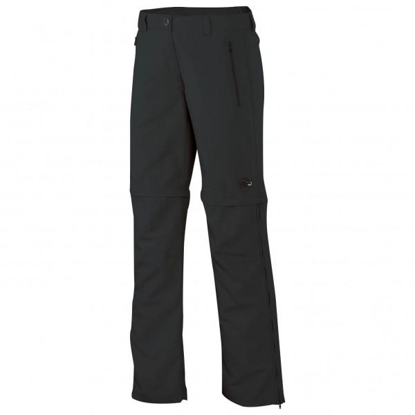 Mammut - Women's Glider Zip Off Plus Pants - Trekkinghousut