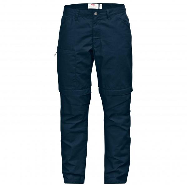 Fjällräven - Women's High Coast Trousers Zip-Off - Trekkingbyxa