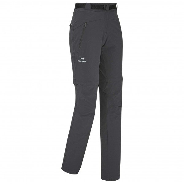 Eider - Women's Flex Zip Off Pant - Fjellbukse