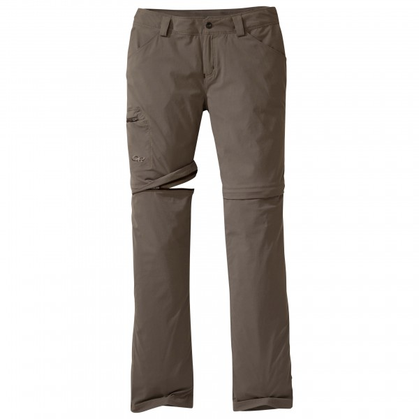 Outdoor Research - Women's Equinox Convert Pants - Pantalón de trekking