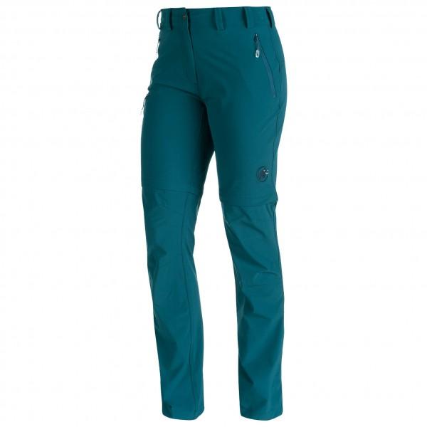 Mammut - Runje Zip Off Pants Women - Trekking bukser