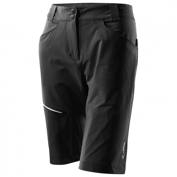 Löffler - Women's Trekking Shorts Csl Mit Oberschenkeltasche - Trekkinghose