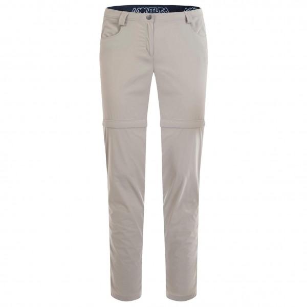 Montura - To Go Zip-Off Pants Woman - Trekkingbyxa
