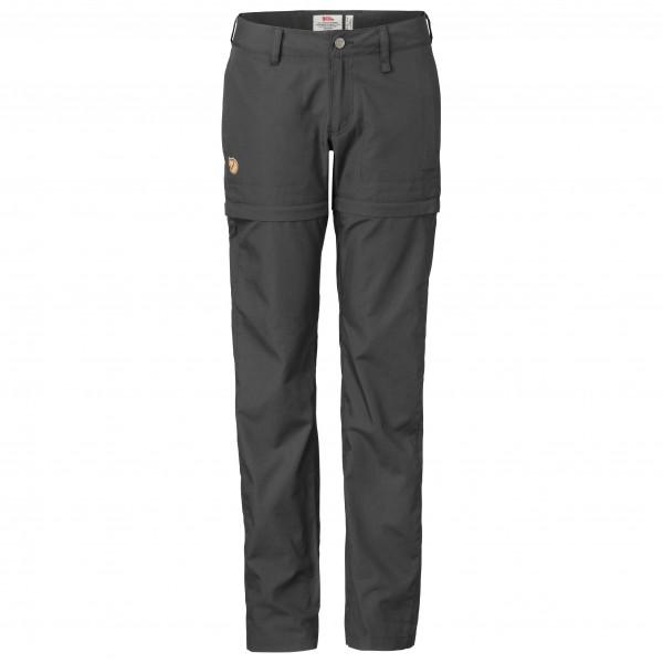 Fjällräven - Women's Abisko Shade Zip-Off Trousers - Trekkingbyxa