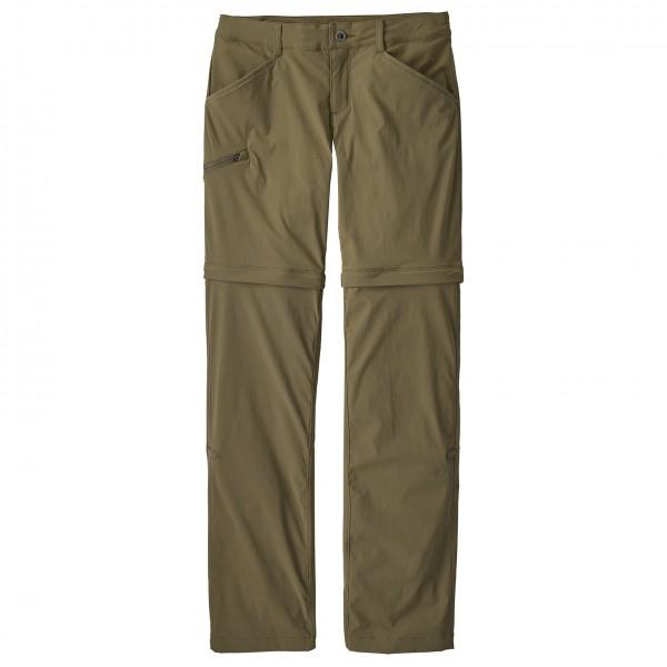 Patagonia - Women's Quandary Convertible Pants - Trekkingbroeken