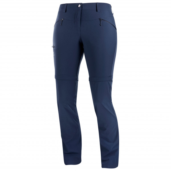 Salomon - Women's Wayfarer Straight Zip Pant - Trekkinghose