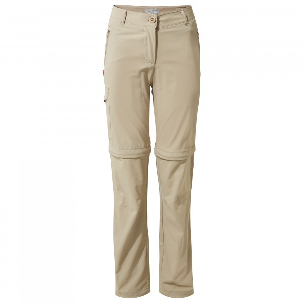 Women's Nosilife Pro Convertible Trousers - Walking trousers