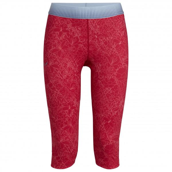 Salewa - Women's Pedroc Dry 3/4 Tights - Trekkingbroeken