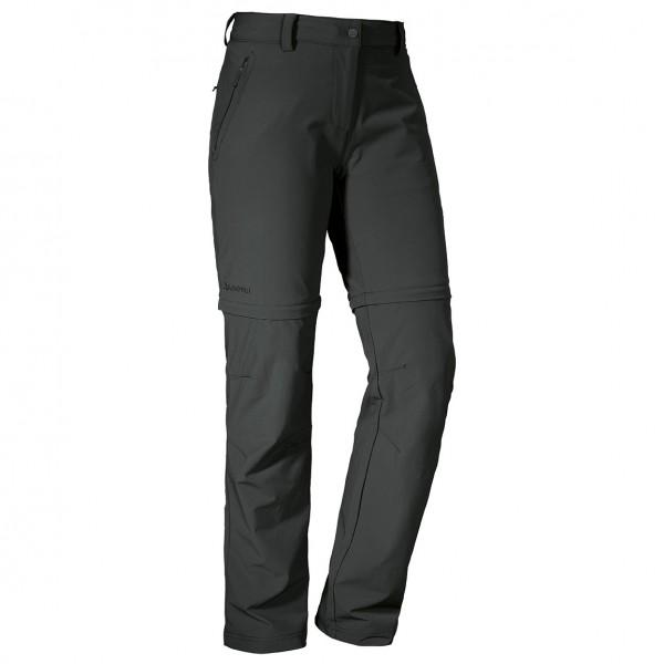 Women's Pants Ascona Zip Off - Walking trousers