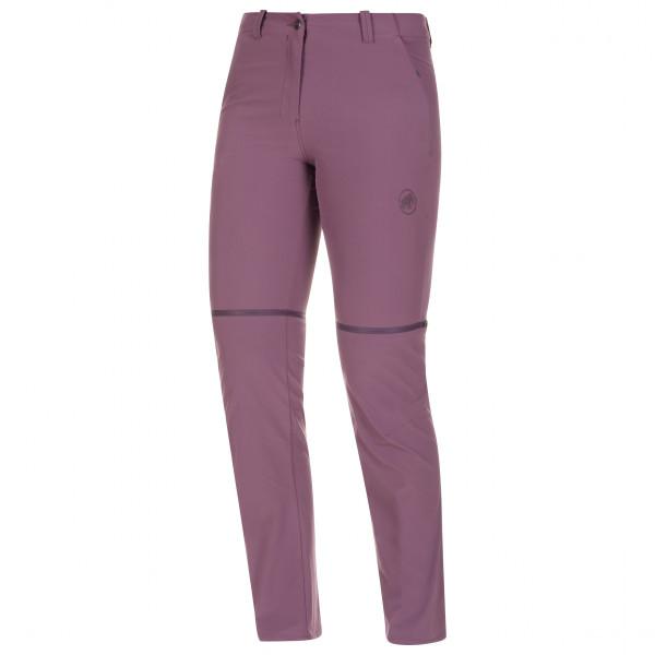 Mammut - Women's Runbold Zip Off Pants - Trekkinghousut