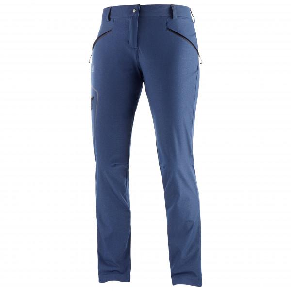 Salomon - Women's Wayfarer As Straight Pant - Trekkinghose