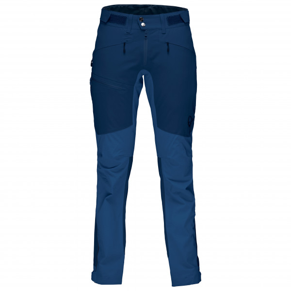 Norrøna - Women's Falketind Flex1 Heavy Duty Pants - Walking trousers