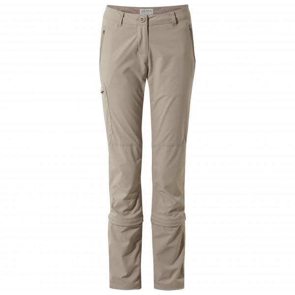 Women's Nosilife Pro Capri Convertible - Walking trousers