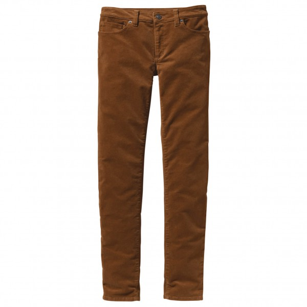 Patagonia - Women's Fitted Corduroy Pants - Samettihousut