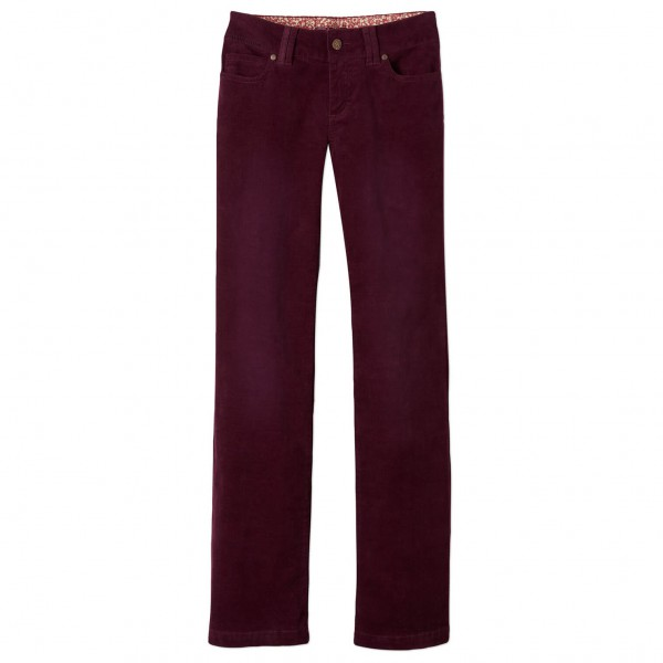 Prana - Women's Crossing Cord Pant - Corduroy broek