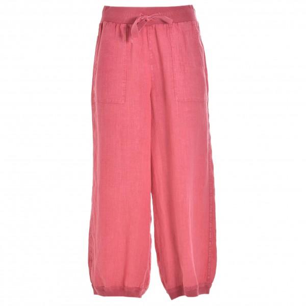 Deha - Women's Cropped Wide Leg Pants - Freizeithose