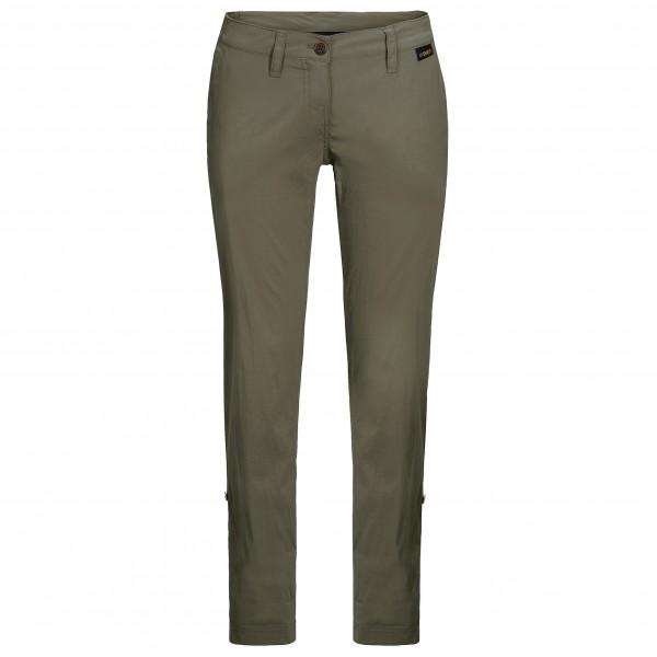 Jack Wolfskin - Women's Desert Roll-Up Pants - Vapaa-ajan housut