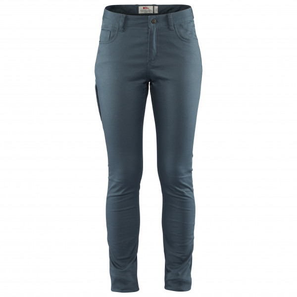 Fjällräven - Women's High Coast Stretch Trousers - Jeans
