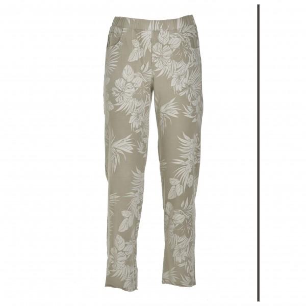 Deha - Women's Pantalone Stampa Esotic II - Casual trousers