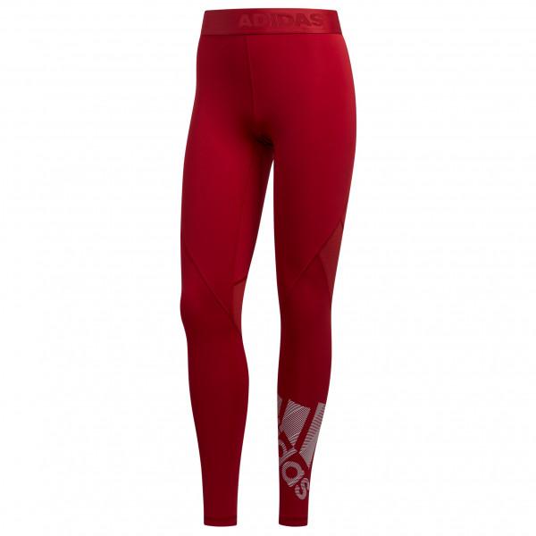 adidas - Women's Alphaskin Badge Of Sport Tight - Legging