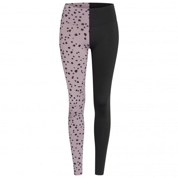 Hey Honey - Women's Twisted Leggings Dots - Leggingsit