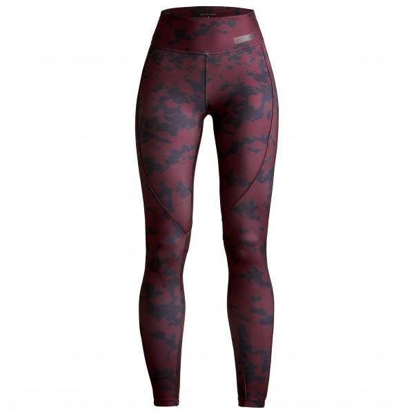 Women's Printed Piping Tights - Leggings