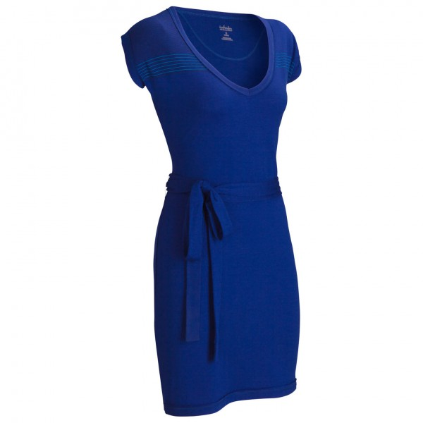 Icebreaker - Women's Superfine 200 Villa Dress - Sommerkleid