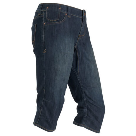 Marmot - Women's Rock Spring Denim Capri - 3/4-Jeans