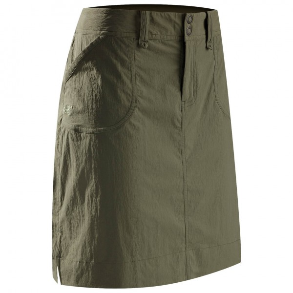 Arc'teryx - Women's Parapet Skirt - Rock