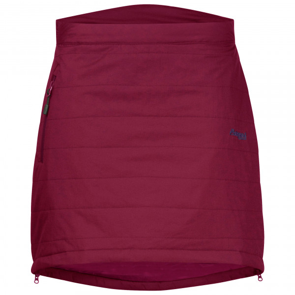 Bergans - Maribu Insulated Lady Skirt - Tekokuituhame