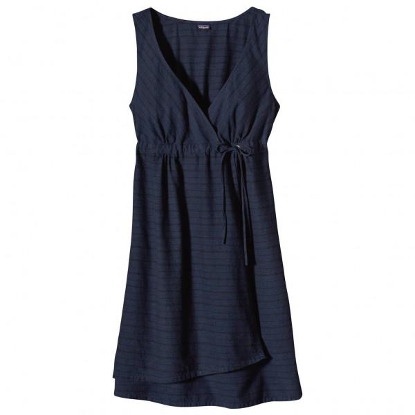 Patagonia - Women's Island Hemp Crossover Dress - Rok