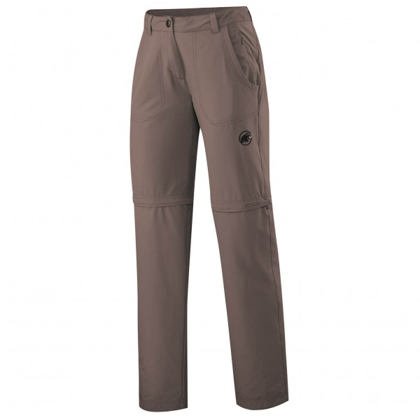 Mammut - Women's Hiking Zip Off Pants - Shorts